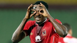 Junior Ajayi of Al-Ahly