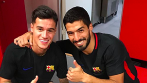 Luis Suarez Coutinho Barcelona
