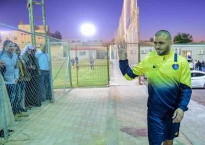 عماد متعب - التعاون