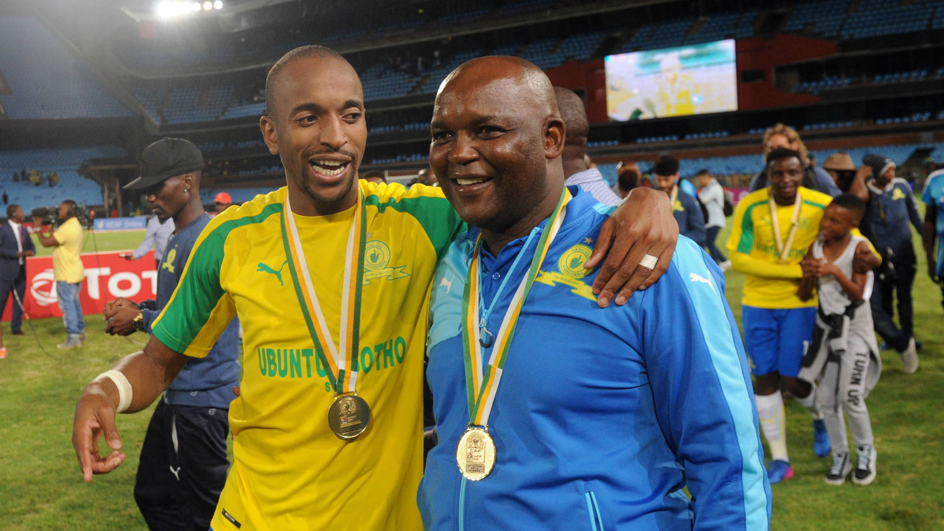 Khama to leave Sundowns