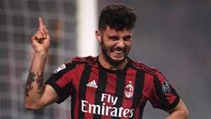 Patrick Cutrone, AC Milan