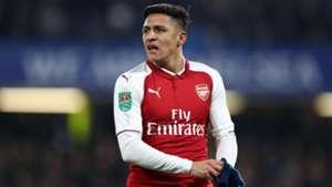 Alexis Sanchez Arsenal Chelsea