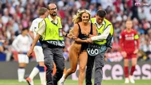 Fan girl Tottenham Liverpool Champions League final