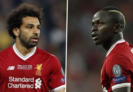 How Klopp turned Mane & Salah into world-class stars
