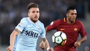 Ciro Immobile Lazio Roma Serie A