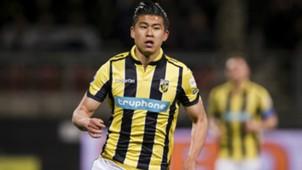 Yuning Zhang, Vitesse, 04152017