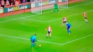 Alexis Sánchez Arsenal - Southampton