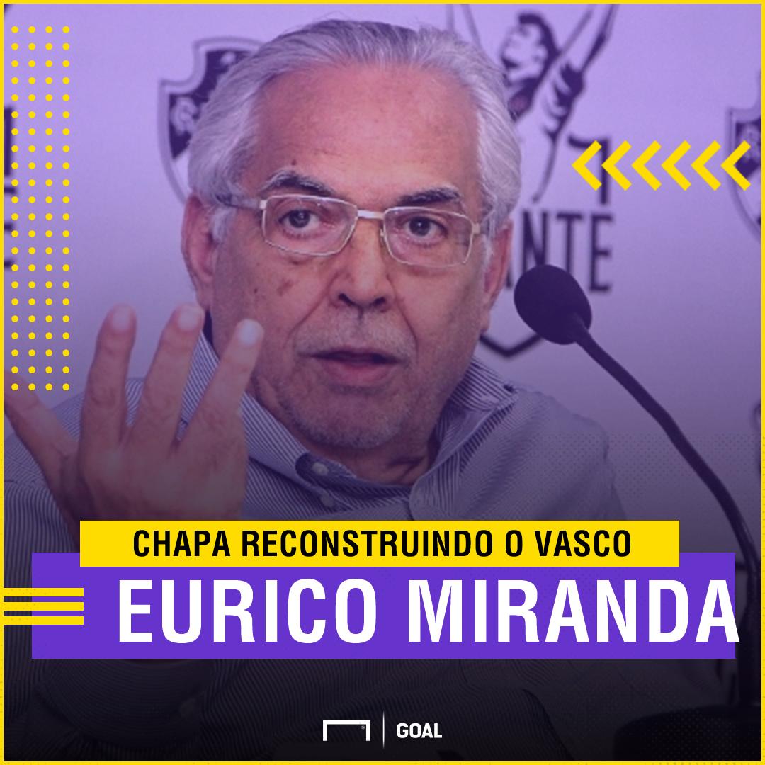 GFX Eurico Miranda