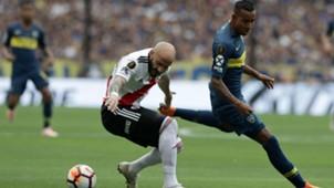 Pinola Villa Boca River Final Copa Libertadores 11112018