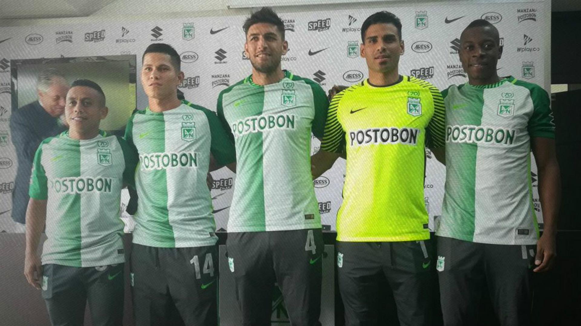 Atlético Nacional contrató al seleccionado colombiano Camilo Zúñiga