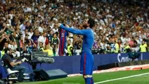 Lionel Messi Real Madrid Barcelona La Liga 2017