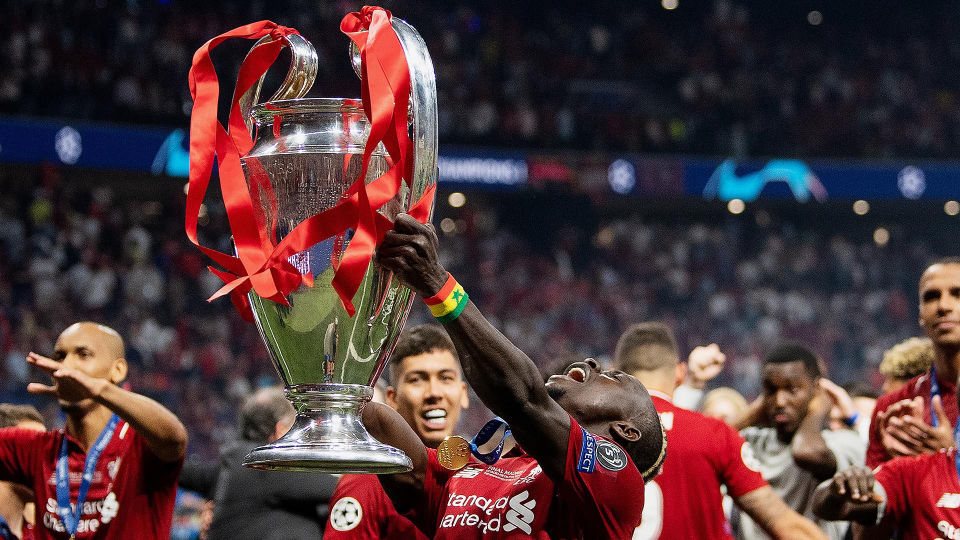 Sadio Mane Liverpool 2019
