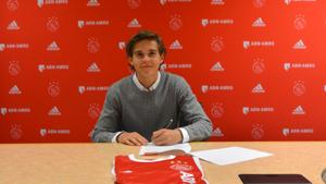 Victor Jensen, Ajax