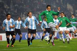 Bolivia Argentina Edivaldo Rojas