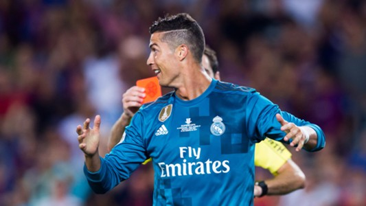 Ronaldo Di Ancaman Hukuman Max 12 Laga Karena Mendorong Wasit