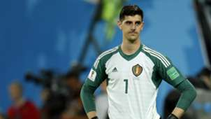 France Belgium World Cup 2018 Thibaut Courtois