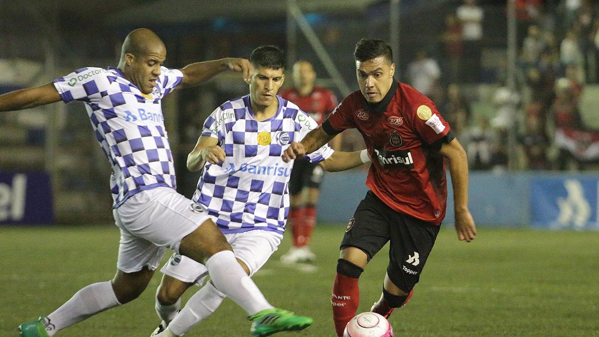 Grêmio e Brasil de Pelotas abrem a grande decisão do Campeonato Gaúcho