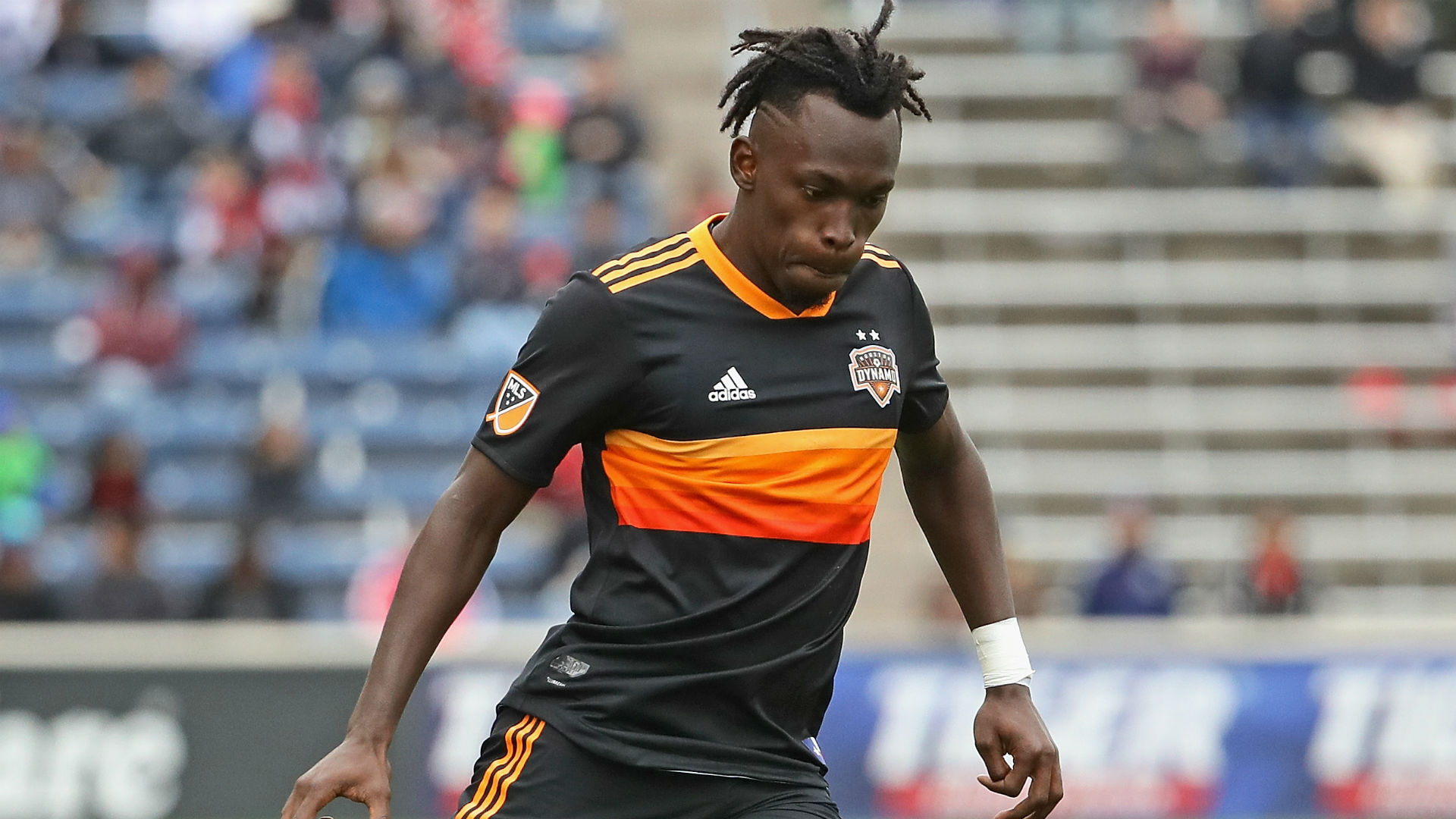 Alberth Elis Houston Dynamo MLS 2018