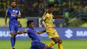 Kerala Blasters vs Mumbai City ISL 2018-19
