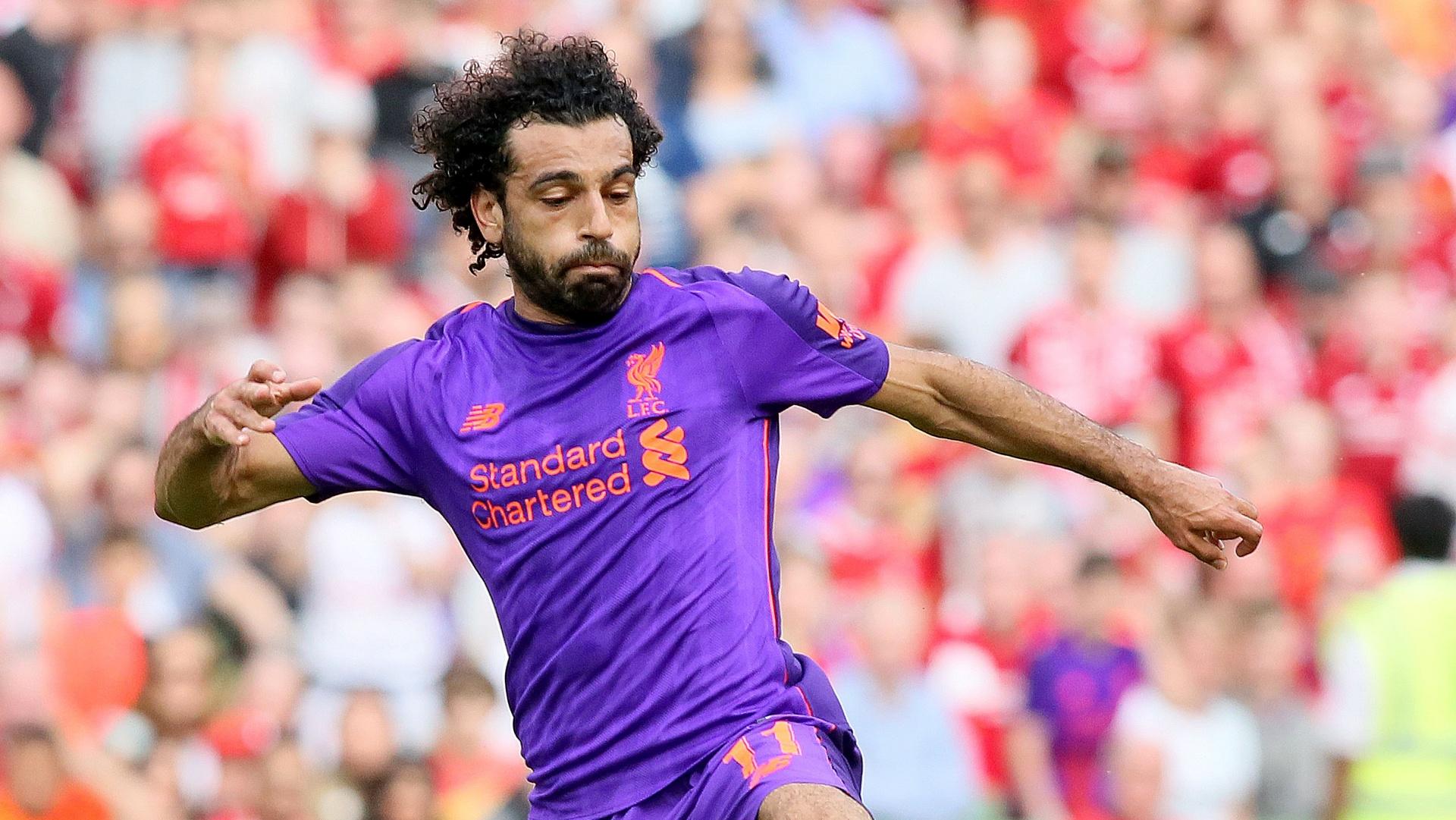 Mohamed Salah Liverpool 2018-08-04