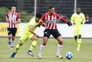 Mohammed Ihattaren PSV U19 vs Barcelona U19