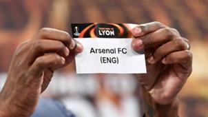 Arsenal Europa League 2018