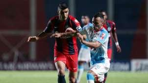 Blandi San Lorenzo Junior Copa Libertadores Grupo F Fecha 2