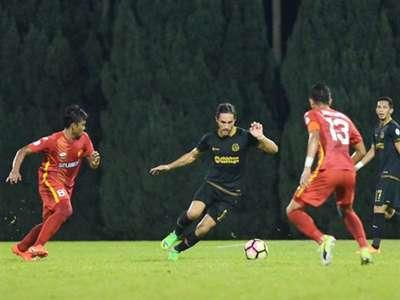 Issey Nakajima-Farran, Terengganu, Malaysia Cup, 04072017