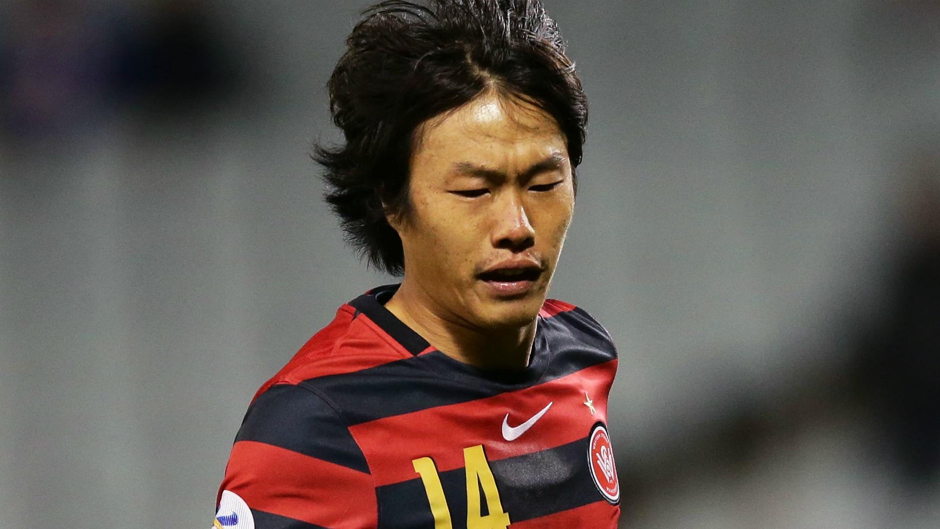 Jumpei Kusukami Western Sydney Wanderers v Shanghai SIPG AFC Champions League 10052017