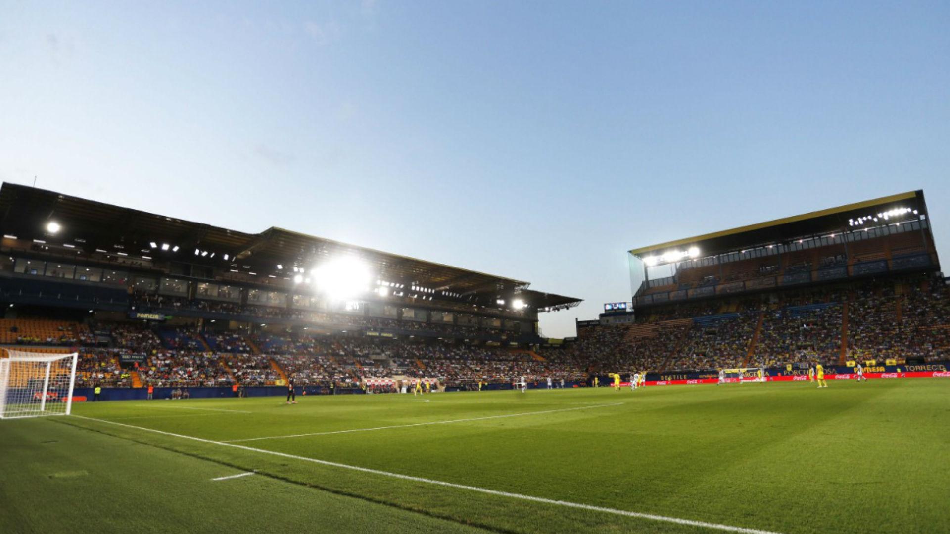 Estadio de La Ceramica Villarreal
