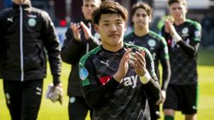 Ritsu Doan, FC Groningen, Eredivisie 03182018