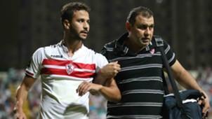 أحمد رفعت الزمالك البطولة العربية 23072017