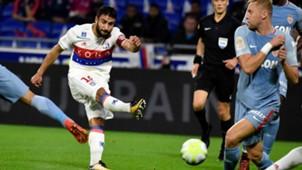 Nabil Fekir Olympique Lyon 13102017