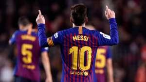 Lionel Messi Barcelona Celta LaLiga 22122018