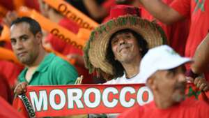 Morocco fans
