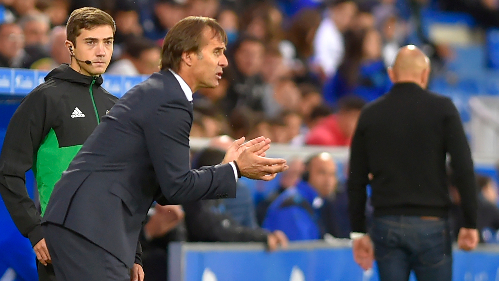 Julen Lopetegui Real Madrid Alaves