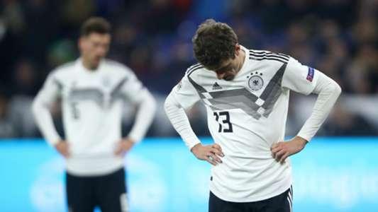 Muller Germany Netherlands