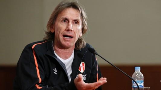 Ricardo Gareca, Peru national team coach