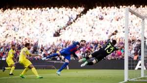 Gerard Pique Barcelona Villarreal LaLiga 06052017