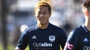 2018-09-22 Keisuke Honda Melbourne Victory