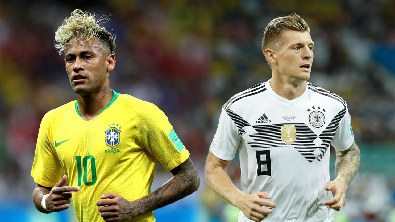 GFX Brazil Germany Neymar Kroos