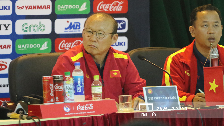 Park Hang-seo U23 Vietnam