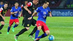 Dominic Tan, Johor Darul Ta'zim, Ceres, AFC Cup, 17/05/2017