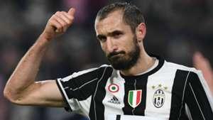 Giorgio Chiellini Juventus Serie A 2016-17