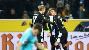 Gladbach Hamburg Bundesliga 12152017