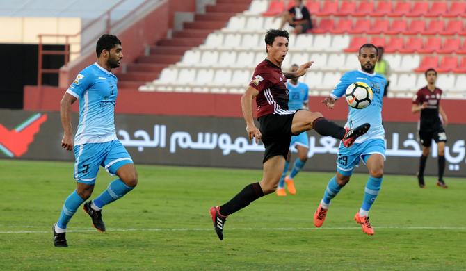 Al Wahda vs. Dibba - AGC