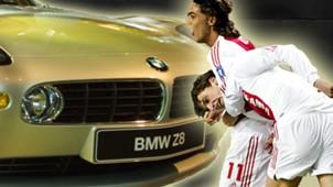 Zlatan Mido BMW Z8