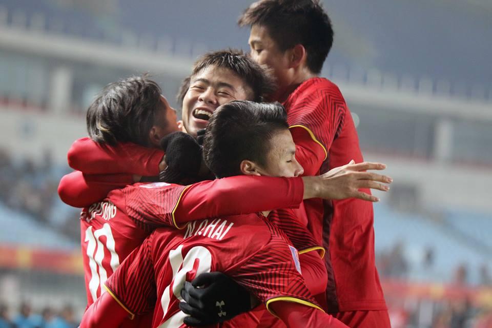 U23 Việt Nam vs U23 Iraq