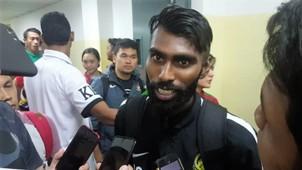 Thanabalan Nadarajah, Malaysia U22, SEA Games, 26082017