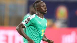 Sadio Mane of Senegal during the 2019 Africa Cup of Nations match between Kenya and Senegal.